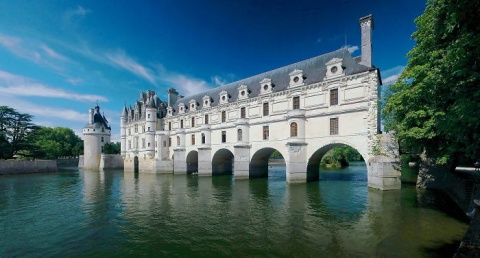 12_Chenonceau_Castle_France