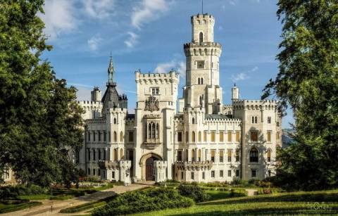 69_Hluboka_Castle_Czech_Republic